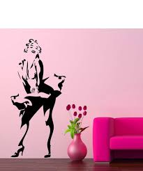 marilyn monroe stickers for walls home design ideas 46 marilyn monroe wall art marilyn monroe with red lipsquot pop art kitchen lounge