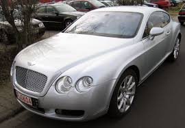 bentley continental gt wikipedia file bentley continental gt silver jpg wikimedia commons
