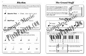 piano pronto prelude hardcopy method book piano pronto