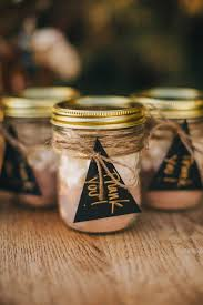 hot cocoa wedding favors inspiration for your own hot chocolate wedding favours eco