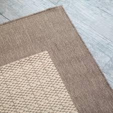 Couristan Carpet Prices Couristan Recife Checkered Field Rug Natural Cocoa Walmart Com