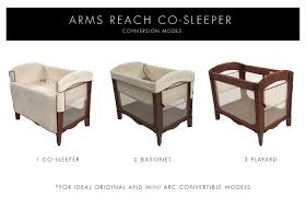 Bassinet Converts To Crib by Review Arm U0027s Reach Co Sleeper Cat Arambulo Antonio