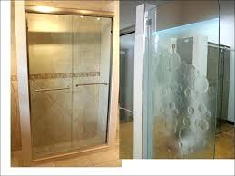 Replacing Shower Door Sweep Shower Door Bottom Seal Shower Door Bottom Seal Install Shower