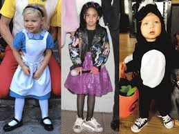 the best celebrity kids halloween costumes ever insider