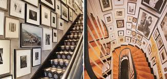Ideas For Staircase Walls Fancy Decorating Staircase Wall Ideas Best Images About Stairway