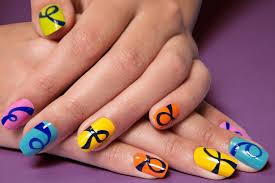 brighttovampy pink gradient chalkboard nails nail art blog