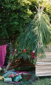 Backyard Teepee Rael Made