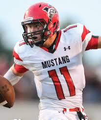 mustang broncos football mustang broncos football preview 2015 vype oklahoma the leader