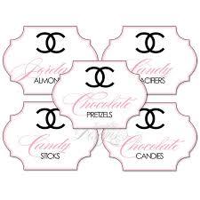 20 best candy buffet labels images on pinterest candy buffet