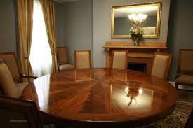 large round dining room tables u2013 home decor gallery ideas