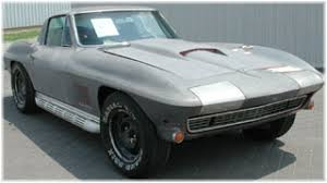 corvette project for sale the last corvette 1967 sting corvette