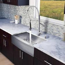 kitchen sink and faucet sets cheap farmhouse sink faucet find farmhouse sink faucet deals on