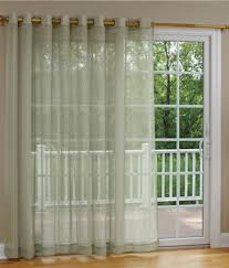 Patio Door Curtain Panel Change The Style And Look Of Your Room With Door Curtains