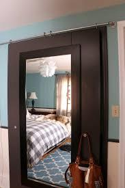 Sliding Barn Doors For Closet by Diy Modern Sliding Barn Door