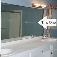 How To Remove Bathroom Mirror How To Remove A Large Bathroom Mirror Pertaining To Property