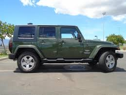 jeep wrangler hawaii green jeep wrangler in hawaii for sale used cars on buysellsearch