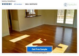 bamboo hardwood flooring yanchi bamboo flooring review