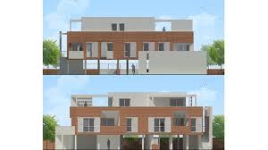 Duplex Building Duplex House On Pilotis Fiumicino Carlo Leopardi Architect