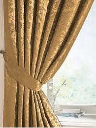 Coloured Curtains Alluring Gold Coloured Curtains Decorating With Beautiful
