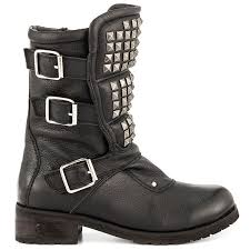 ladies lace up biker boots shop biker boots and moto ankle boots at heels com