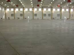 Epoxy Flooring Industrial Aviation Industrial Epoxy Flooring Installation Case