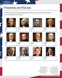identify these presidents u2013 free presidents day worksheets jumpstart