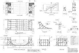 triyae com u003d backyard half pipe blueprints various design