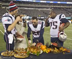 the five most memorable nfl thanksgiving moments si