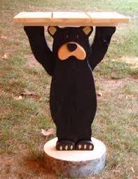 Black Bear FurnitureLodge Furniture Rustic Northwoods - Bear furniture
