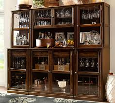 How To Build A Display Cabinet by Build Your Own Saxton Modular Cabinets Pottery Barn