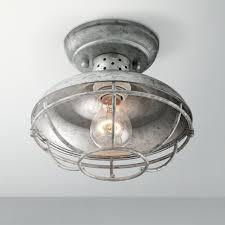Galvanized Bathroom Lighting Franklin Park 8 1 2