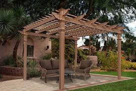 Decks And Pergolas Construction Manual by Amazon Com Roosevelt 12 U0027 X 12 U0027 Composite Pergola Gazebos