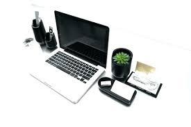 Designer Office Desk Accessories Modern Desk Accessories Bethebridge Co