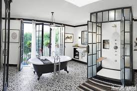 bathroom glazed ceramic tile hexagon floor tile floor tiles
