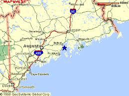 map of camden maine getting to islesboro island