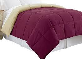 home design down alternative color king comforter amazon com amrapur overseas goose down alternative microfiber