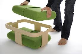 Convertible Ottoman Mister T Coffee Table Convertible Ottoman And Footrest Home