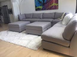 Cloud Sectional Sofa Brand New 24 Clear Glass Bar Table Furniture In Carlsbad Ca