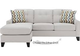 Rooms To Go Living Room Furniture by Cindy Crawford Home Madison Place Indigo 2 Pc Sectional