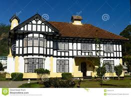 english style house plans sri lanka colonial architecture stock photo image 53227574