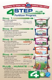 lawn care programs for do it yourself lawn fertilizing four steps to a green lawn with ifa lawn