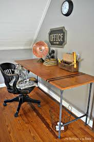 wall mounted computer desk ikea desks hideaway diy photos hd