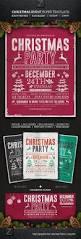 christmas flyer template graphics designs u0026 templates