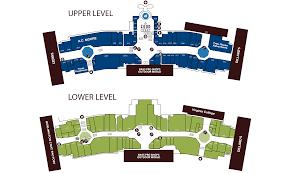 Burlington Mall Map Savannah Mall Map