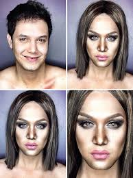 professional make up professional makeup artist transforms into