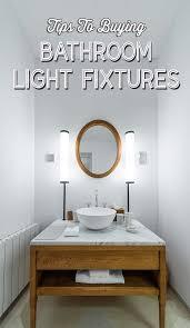 how to choose the best bathroom light fixtures