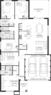 grandeur single storey floor plan wa homes plans u0026 ideas