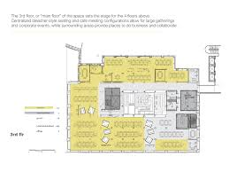 Centralized Floor Plan by Gallery Of Lowe Campbell Ewald Headquarters Neumann Smith