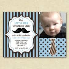 Little Man 1st Birthday Decorations Little Man First Birthday Invitations Iidaemilia Com