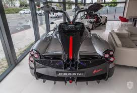 pagani dealership bespoke pagani huayra americano is a hypercar gem